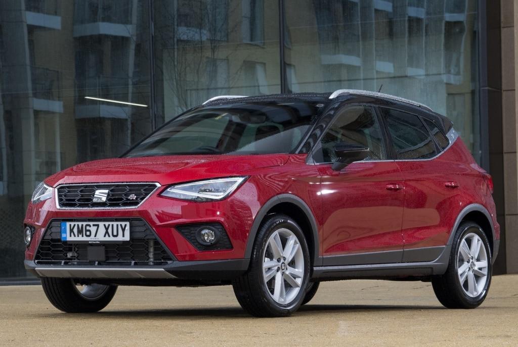 Nueva gama SEAT Arona 2021: Ahora hasta 150 CV de potencia