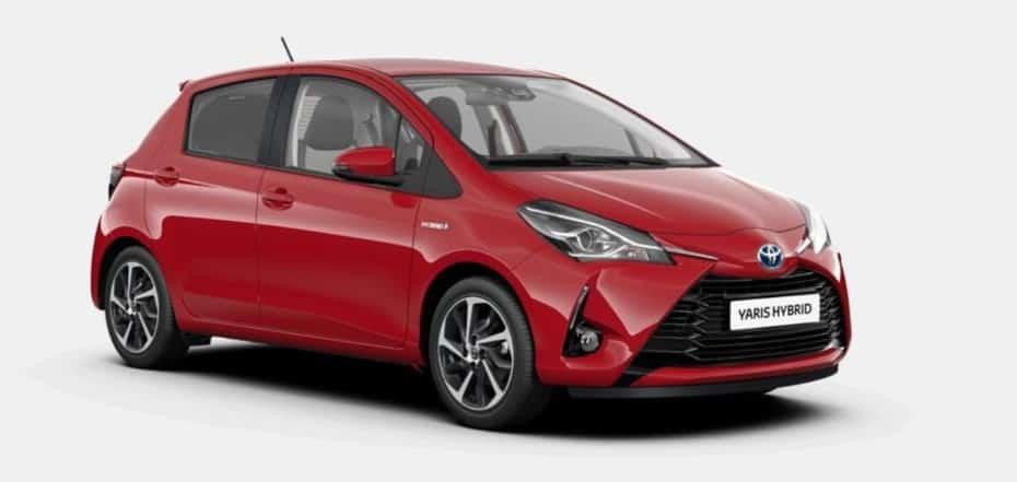 Toyota lanza una nueva oferta para su Yaris: Volver al trabajo en coche y con pegatina ECO