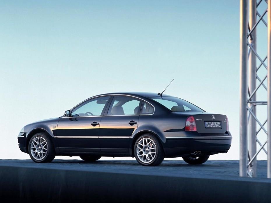 Passat W8, o cuando Volkswagen comercializó la mecánica más rara que podíamos esperar