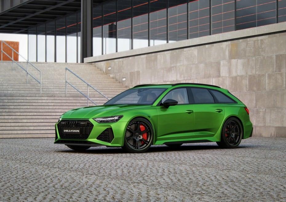 Puedes tener un Audi RS 6 Avant 2020 más potente que el primer Bugatti Veyron de 1.000 CV