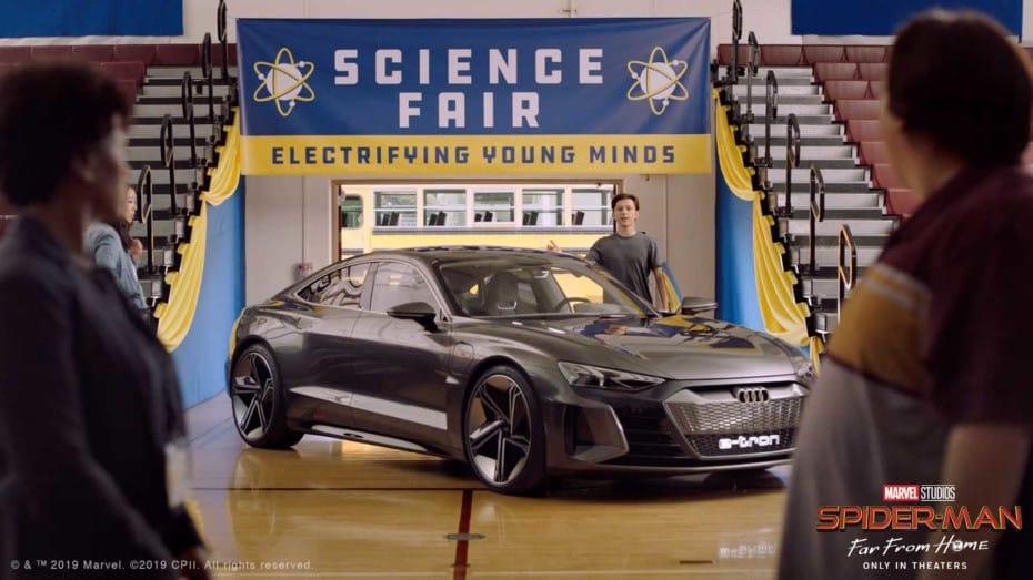Adiós Audi, hola Hyundai: Spider Man, entre otros, cambiará de montura en la gran pantalla