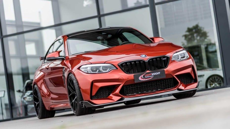 Este BMW M2 Competition es más potente, más rápido y más barato que el BMW M2 CS