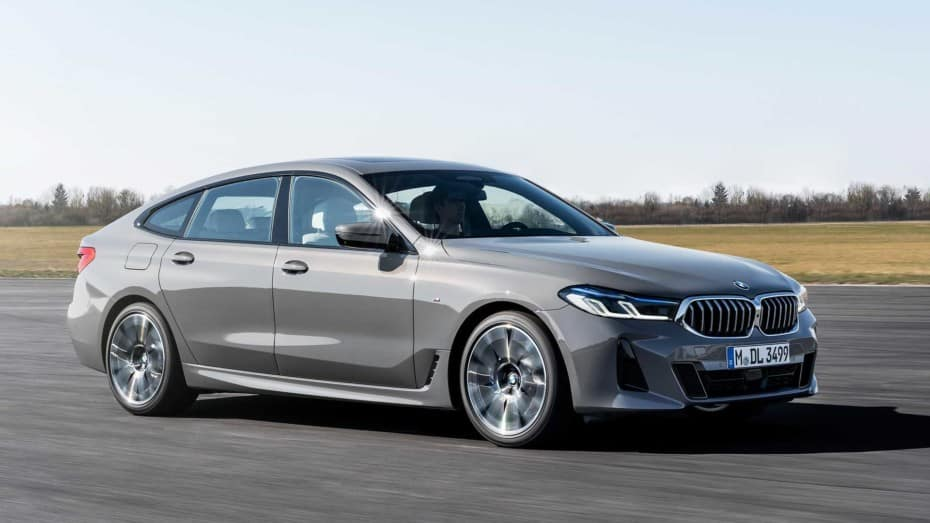 ¡Oficial! Así es el nuevo BMW Serie 6 GT: Tecnología, eficiencia y refinamiento