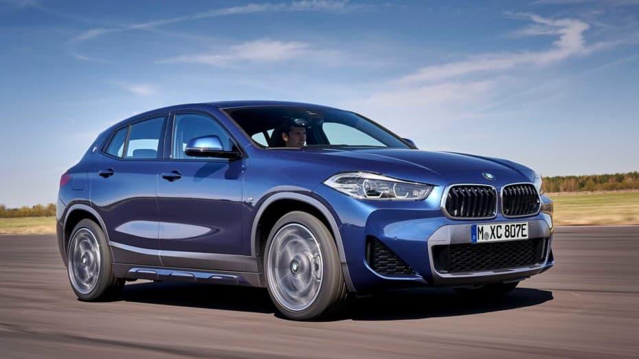 El BMW X2 híbrido enchufable ya está a la venta
