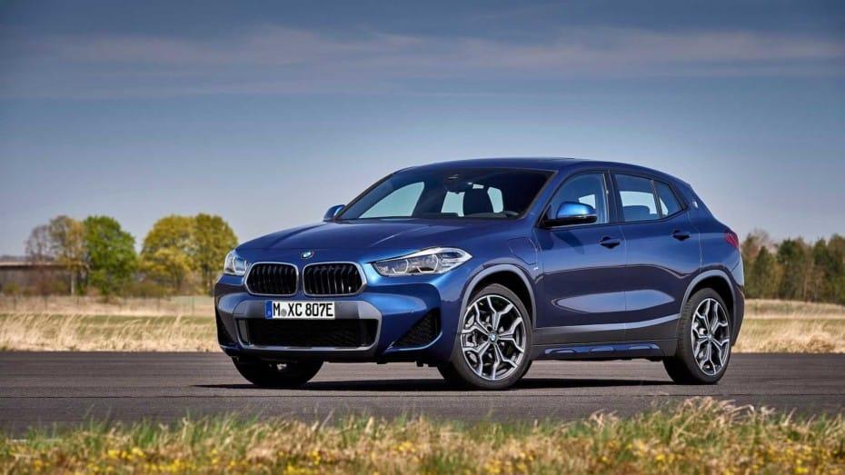Nuevas imágenes y detalles del BMW X2 xDrive25e: La opción híbrida-enchufable