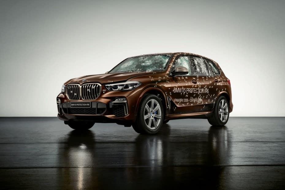 Nuevas imágenes del BMW X5 Protection VR6: Un buen sitio en el que estar si la cosa se pone «chunga»