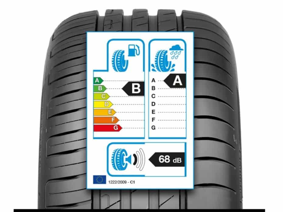 Visto bueno a la reforma del etiquetado energético de los neumáticos: Llegará en 2021