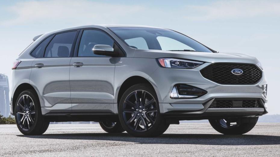 Nuevo acabado ST-Line para el Ford Edge 2020: Por desgracia, no lo verás por aquí