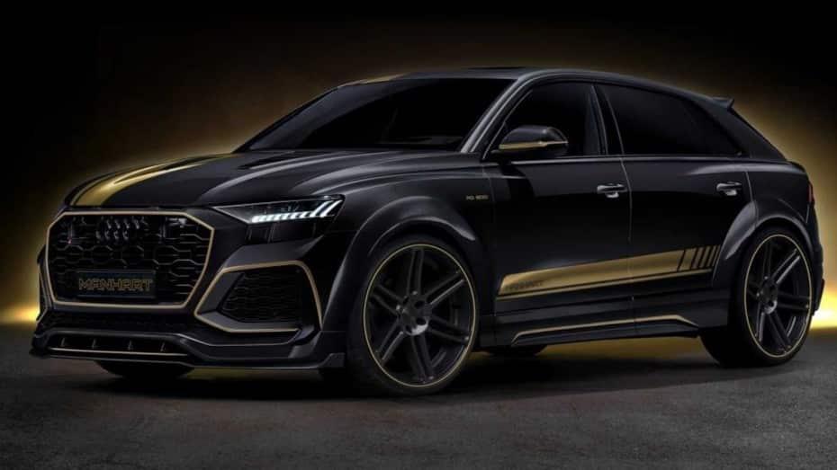 900 CV y 1.080 Nm de par para el Audi RSQ8: Solo habrá 10 ejemplares por 280.000 euros