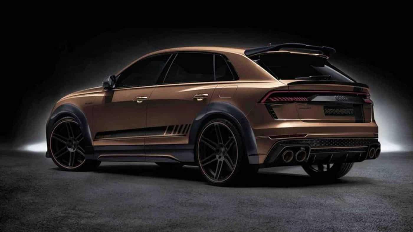 900 Cv Y 1 080 Nm De Par Para El Audi Rsq8 Solo Habra 10 Ejemplares Por 280 000 Euros