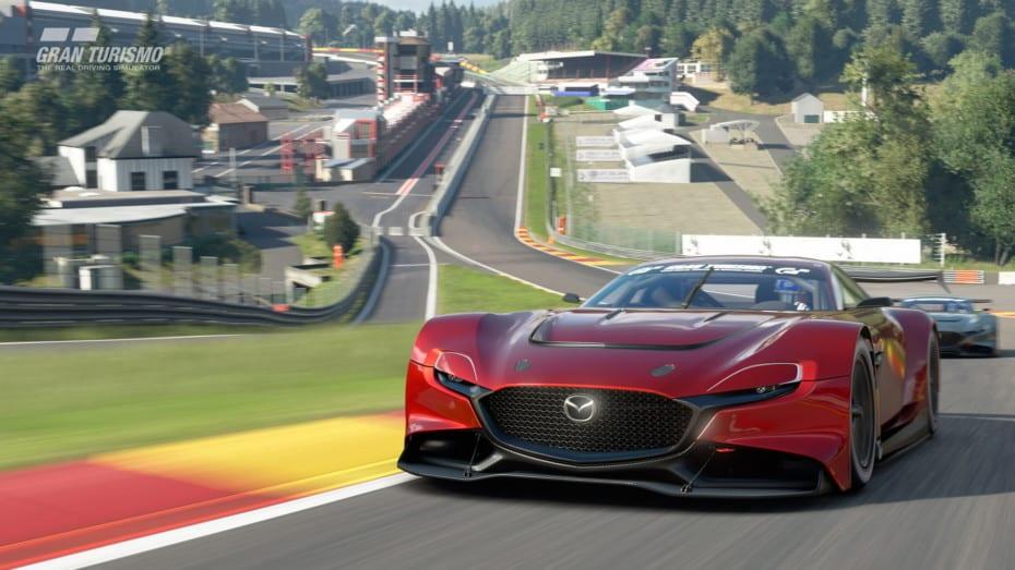 Gran Turismo Sport se actualiza: Llegan el Mazda RX-Vision GT3 y nuevos desafios