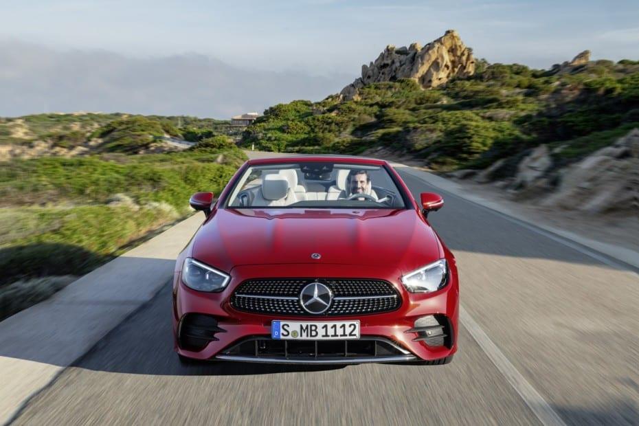 ¡Oficial! Así son los nuevos Mercedes-Benz Clase E cabrio y coupé: ¿con o «sin techo»?