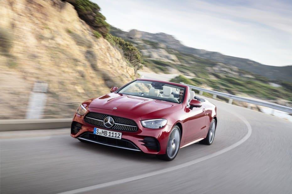Los Mercedes-Benz Clase E Cabrio y Coupé 2020 ya tienen precio en España