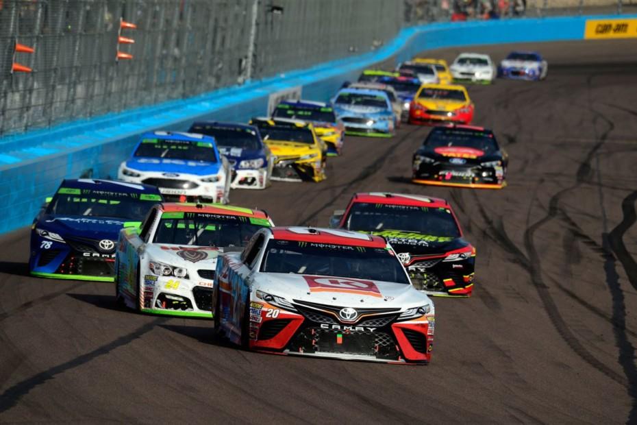 ¿Adiós a los V8 también en la NASCAR? Ya se habla de electrificación