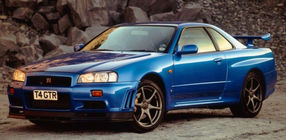 Nissan GT-R R34: Objeto de deseo gracias a versiones como la Z-Tune