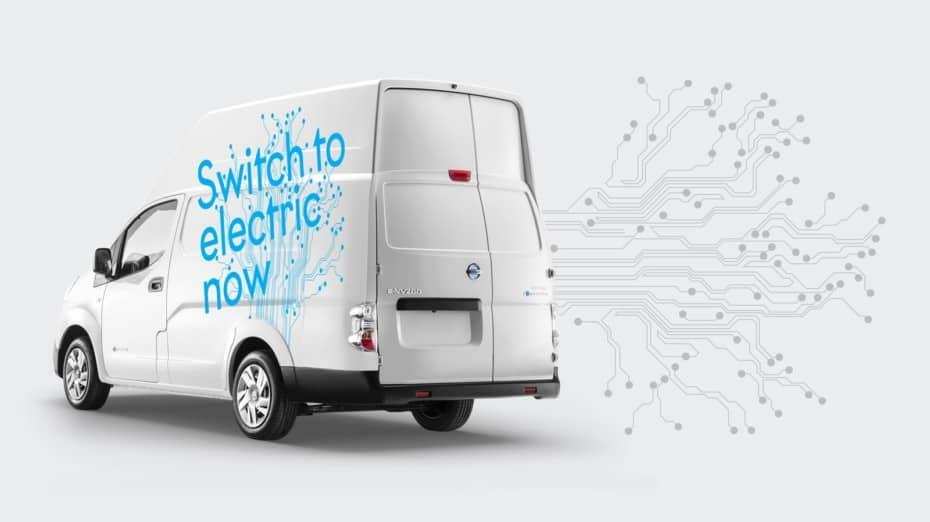 Nissan e-NV200 XL Voltia 2020: Mayor capacidad de carga para la furgoneta eléctrica