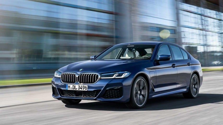 ¡Oficial! Así es el renovado BMW Serie 5, probablemente el mejor «facelift» del segmento ejecutivo