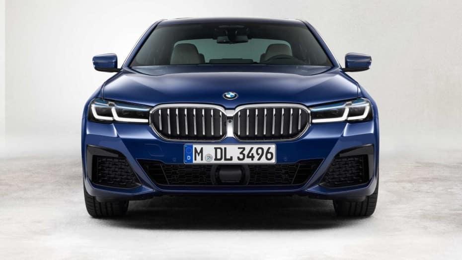 El renovado BMW Serie 5 ya tiene precios: Berlina y Touring