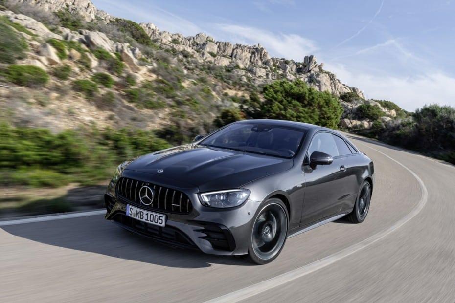 Así son los nuevos Mercedes-AMG E 53 4MATIC+ Coupé y Cabrio