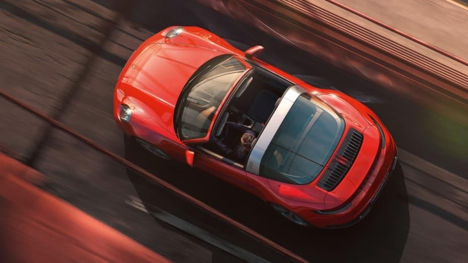 ¡Oficial! Nuevo Porsche 911 Targa: simplemente perfecto