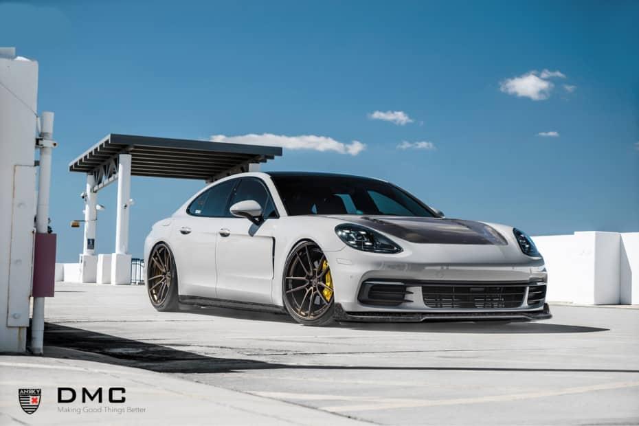 Extra de potencia y atractivo para el Porsche Panamera 4S