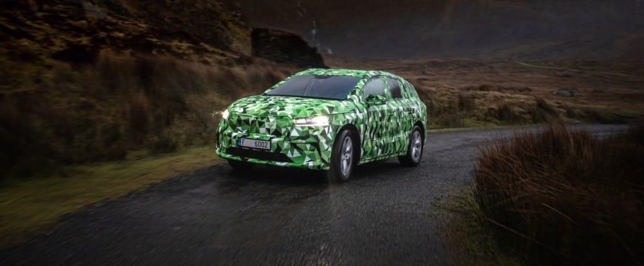 Škoda ENYAQ iV: Primeros detalles del eléctrico checo con plataforma MEB