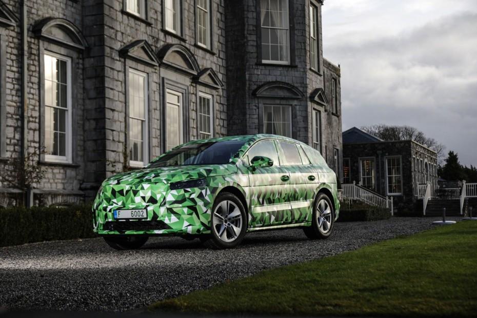 SUV, 100% eléctrico, 302 CV y 4X4: Así será el próximo modelo vRS de Skoda