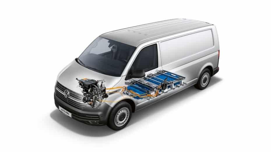 La nueva e-Transporter ABT 100% está disponible en Canarias