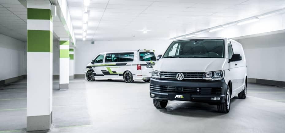 El Volkswagen eTransporter de ABT ya tiene precio: Rendimiento y autonomía pobres a precio elevado