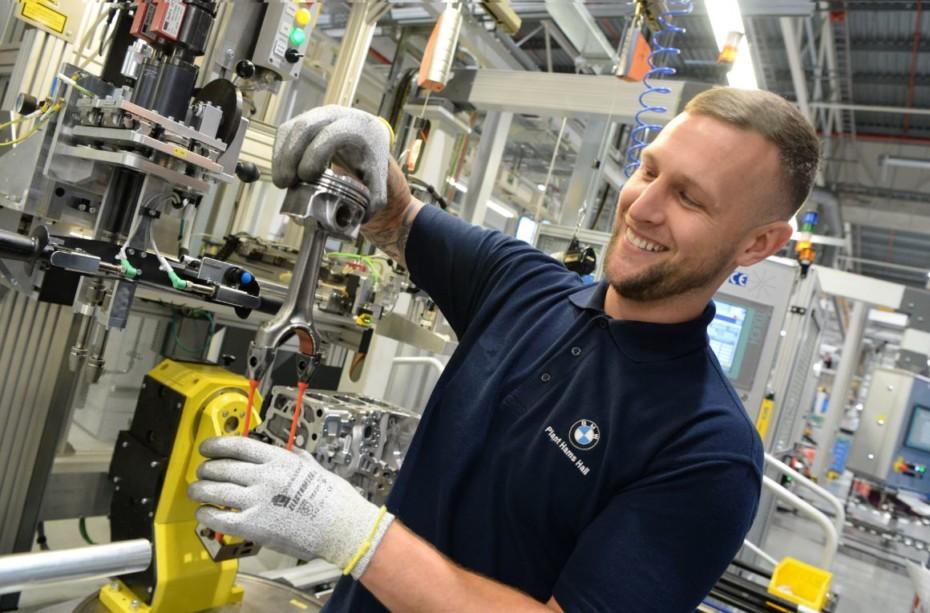 BMW parece estar desarrollando un motor de compresión variable diferente al de Infiniti y Nissan