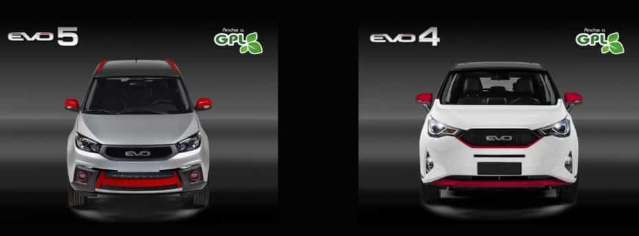 EVO, la nueva marca low-cost de DR Automobiles
