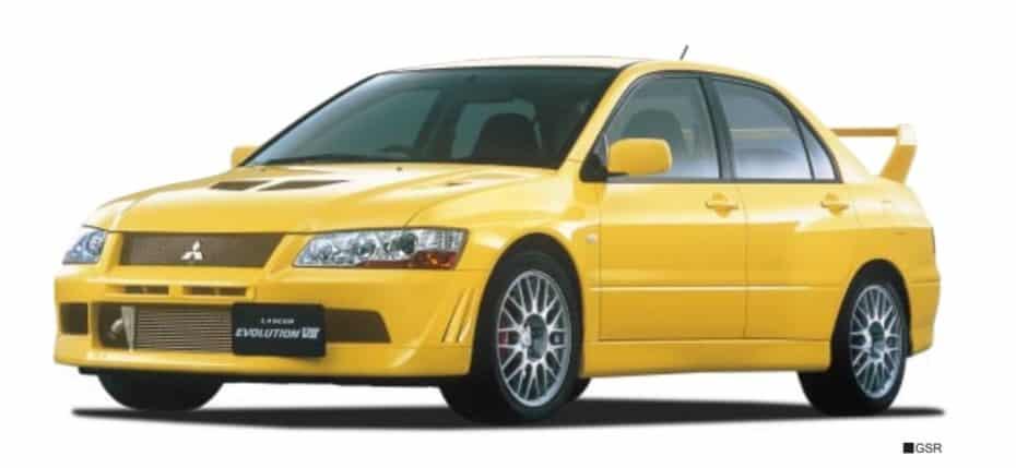 Buscando el mejor Mitsubishi EVO… ¿tú con cuál te quedas de su historia?