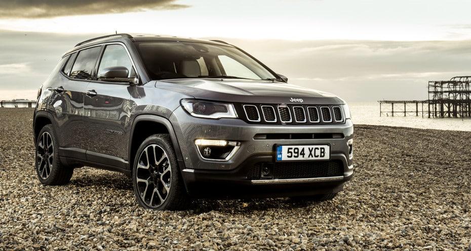 Nuevos motores de gasolina para el Jeep Compass