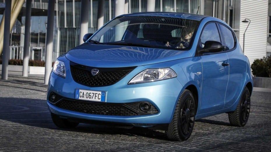 El Lancia Ypsilon Hybrid, a la venta en Italia