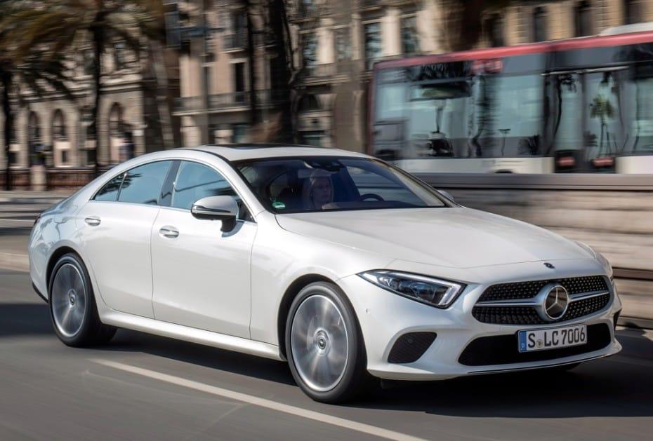 El Mercedes CLS estrena motor 1,5 litros