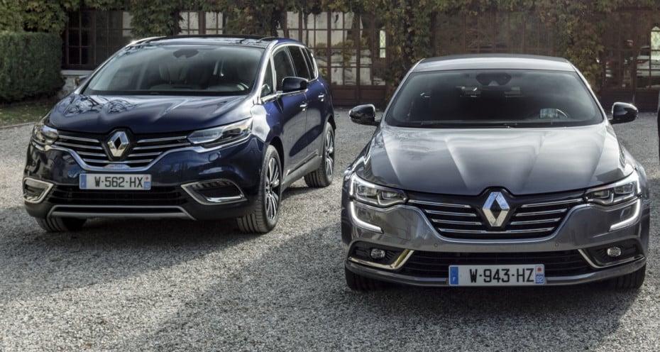 Los Renault Scénic, Espace y Talisman no tendrán sustitutos
