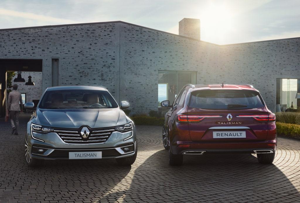 Adiós al Renault Talisman: La berlina media deja venderse en España