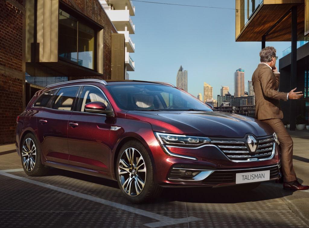 Todos los precios del renovado Renault Talisman para España