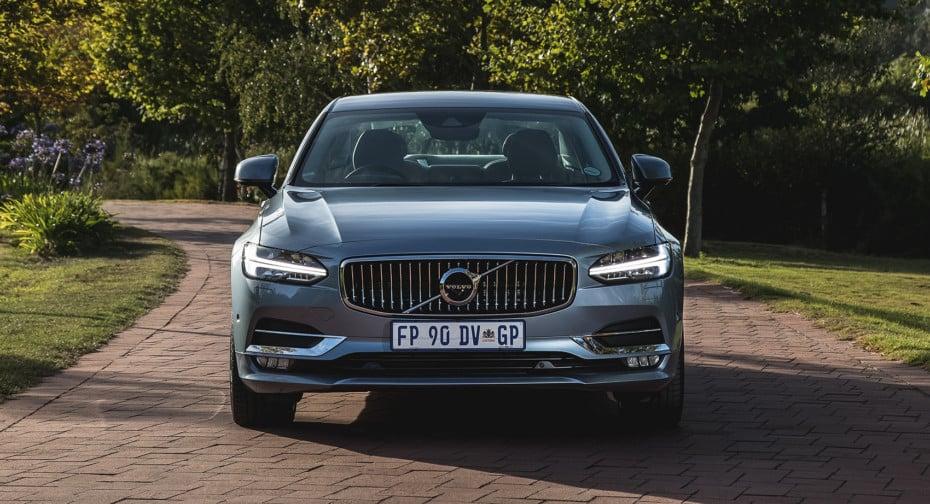 El Volvo S90, ahora con un gran ahorro superior a los 14.000 €