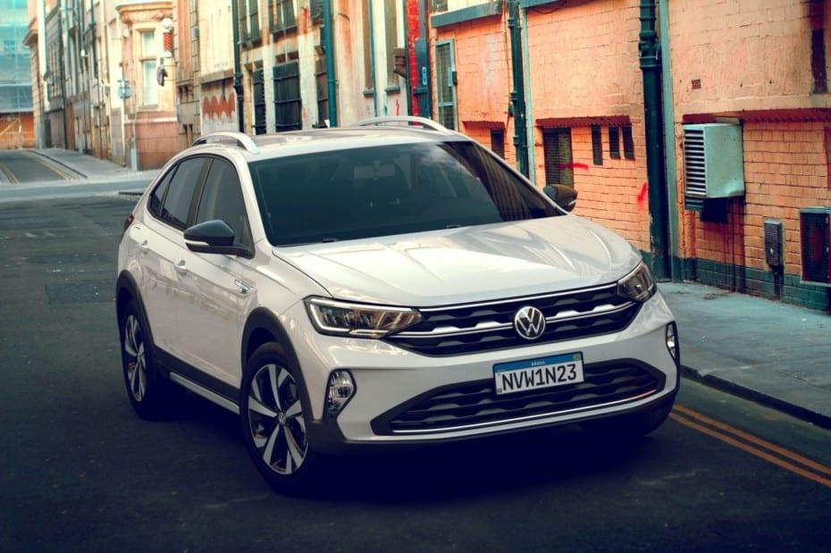 Oficial: Nuevo Volkswagen Nivus