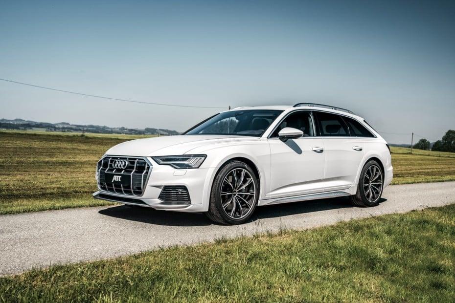 Ahora el Audi A6 Allroad con 408 CV: Una bestia «antiSUV»