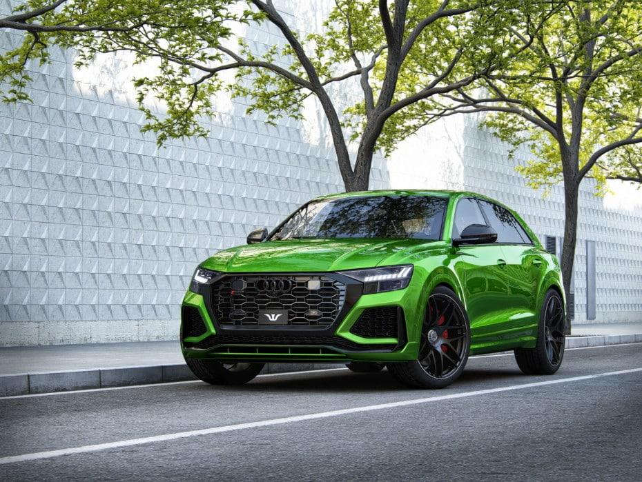 Puedes tener un Audi RSQ8 más potente que el mismísimo Bugatti Veyron