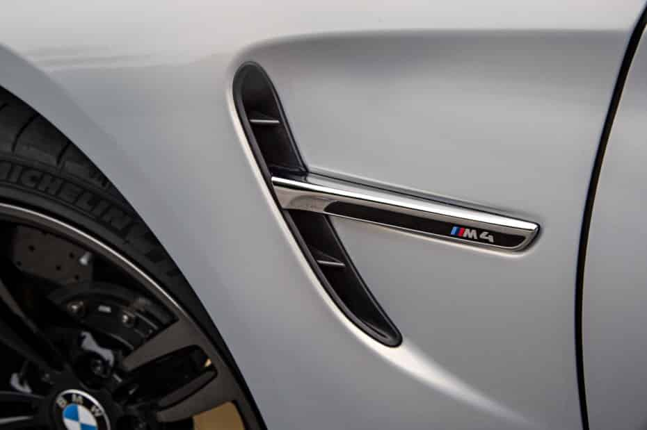 ¡Filtrado! Aquí tienes el nuevo BMW M4 en todo su esplendor