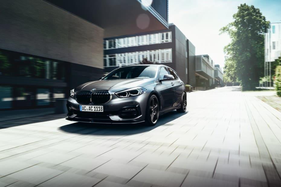 AC Schnitzer le mete mano al nuevo BMW Serie 1: ¿mejor?