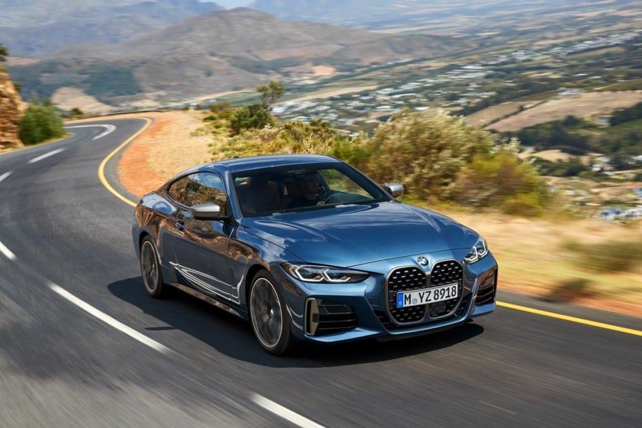 El nuevo BMW Serie 4 Coupé 2020 ya tiene precios para España: Llega en octubre