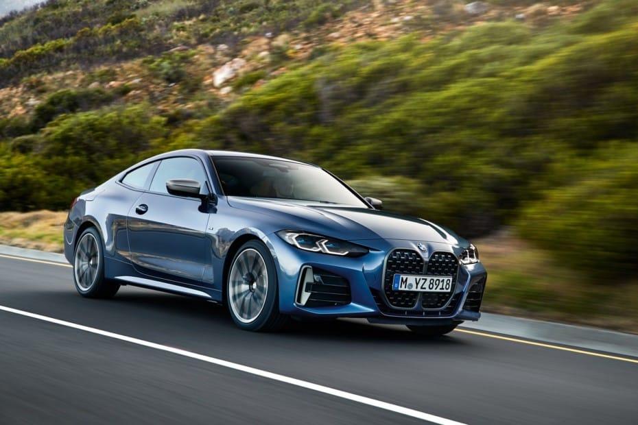 ¡Oficial! Así es el nuevo BMW Serie 4: Herencia del Serie 3 con polémicos y generosos riñones