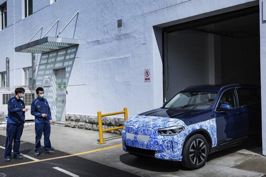 El nuevo BMW iX3 ya está listo: Esto es lo que sabemos del nuevo eléctrico