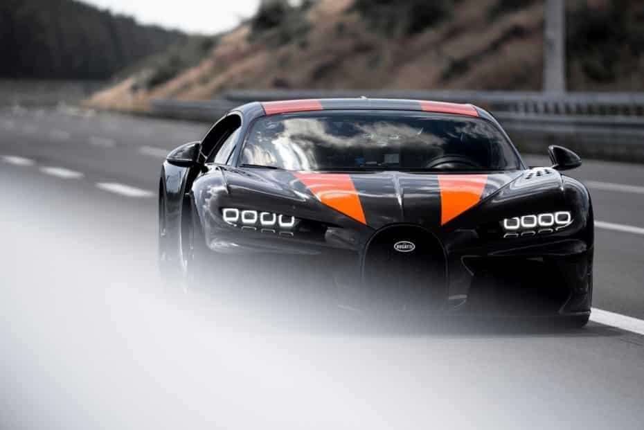 Llevar un pedacito del Bugatti Chiron Super Sport 300+ en tu cuerpo te costará más de 500.000 euros