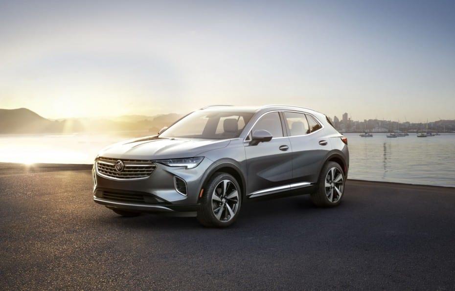 Así es el Buick Envision 2021 y estos son los primeros detalles oficiales