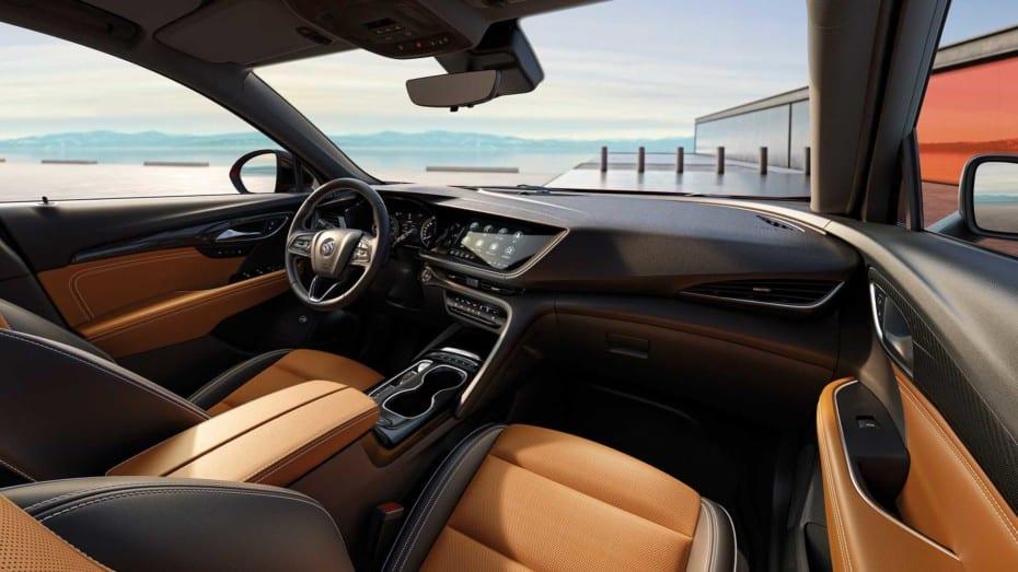 El Buick Envision 2020 nos revela su interior: Seguimos envidiando a chinos y americanos